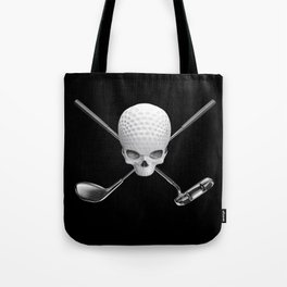 Fairway to Hell Tote Bag