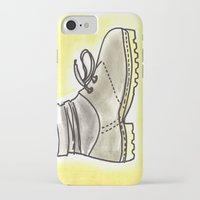 shoe iPhone & iPod Cases featuring shoe by yayanastasia