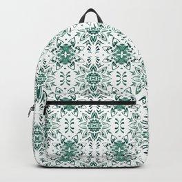 Emerald Pattern 4 Backpack