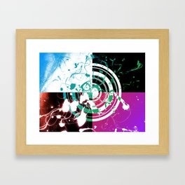 Vask Har Akon Framed Art Print