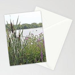 Attenborough Nature Reserve, Notts, England Stationery Cards