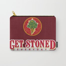 GET STONED EVERYDAY Carry-All Pouch
