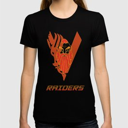 RAIDERS! T-shirt