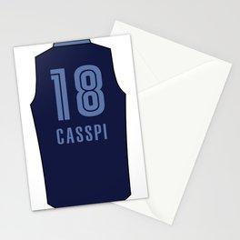 Omri Casspi Jersey Stationery Cards