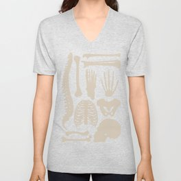 Osteology Unisex V-Neck
