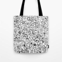 newCity Tote Bag