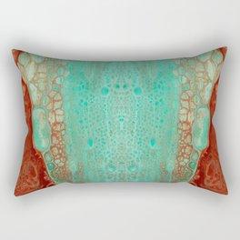 Aligator Rectangular Pillow