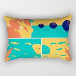 The Life Aquatic Rectangular Pillow