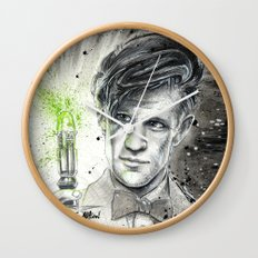 Doctor Who: The 11th Doctor Wall Clock