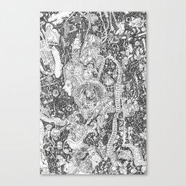 MMav Canvas Print