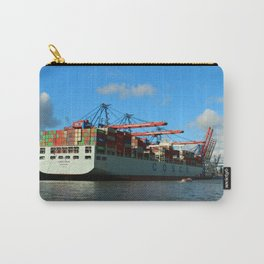 Cosco Cotainer Ship Carry-All Pouch