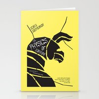 physics Stationery Cards featuring The Physics of Sorrow by Open Letter Books
