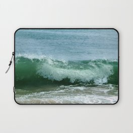 Crash of green Laptop Sleeve