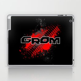 GROM, Red Laptop & iPad Skin
