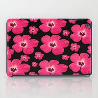 hibiscus iPad Cases featuring Hibiscus   by maggs326