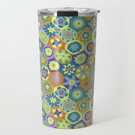 Millefiori-Jardin Colors Travel Mug