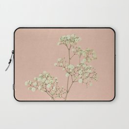 Baby's Breath Laptop Sleeve