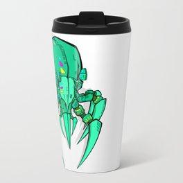 Mighty Mite - Green Travel Mug