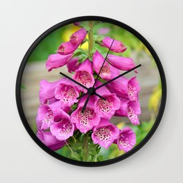 Little Trumpets Wall Clock