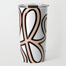 Coffee Not War (Sunset) Travel Mug