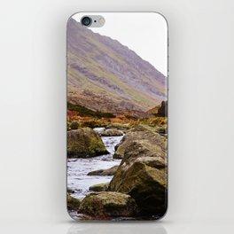 Capel Curig iPhone Skin