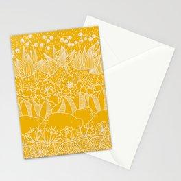 Sunshine Lemonade Garden Stationery Cards