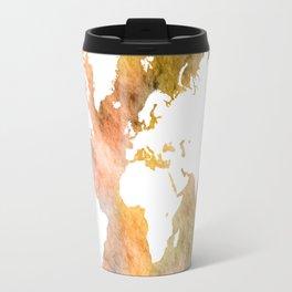 Design 63 World Map Travel Mug