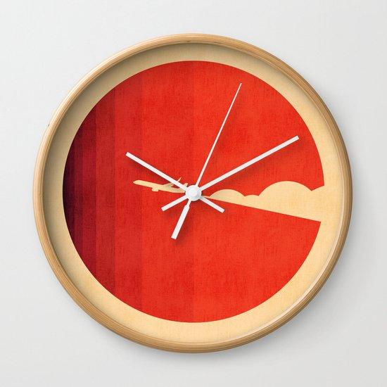 The long goodbye Wall Clock