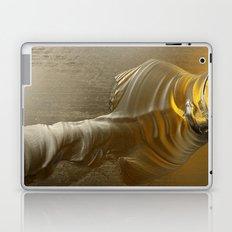 Molten Gold II Laptop & iPad Skin