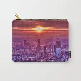Sunset over Tokyo Carry-All Pouch