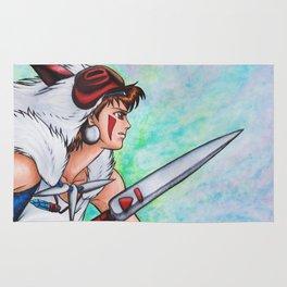 Mononoke Rug