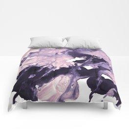 inkblot marble 9 Comforters