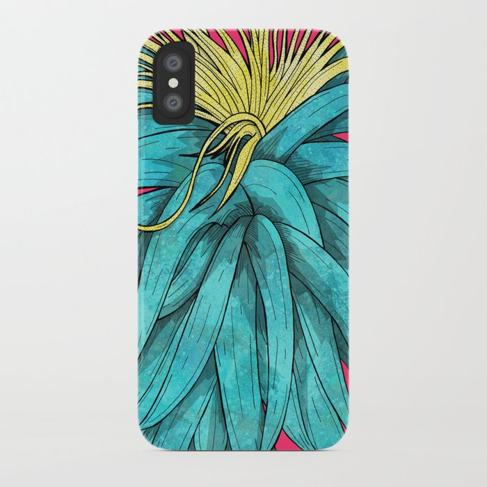 Tropical Plant iPhone Case
