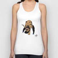 snoopy Tank Tops featuring Snoopy  by NYXDS