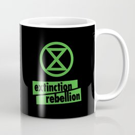 Extinction Rebellion International Movement Coffee Mug