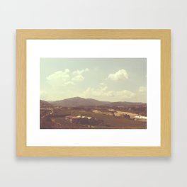 Vintage in Taiwan collection #1 Framed Art Print