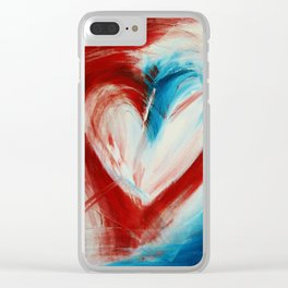 All Of A Sudden It All Strangely Became Beautiful Clear iPhone Case