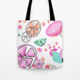 Lemon Love Tote Bag