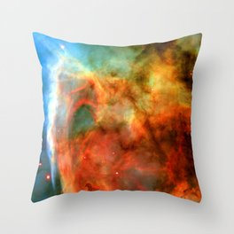 A Game of Shadow and Light Throw Pillow