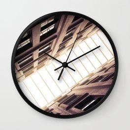 Little High Street Wall Clock
