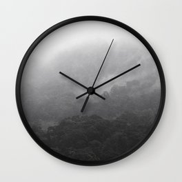 PHOTOGRAPHY / PAVILION 01 Wall Clock