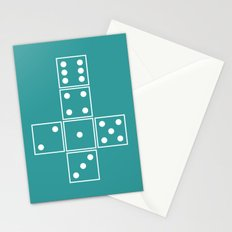 Unrolled D6 Stationery Cards