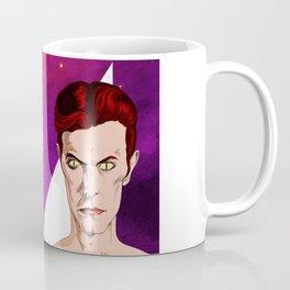 The Man Who Fell Coffee Mug