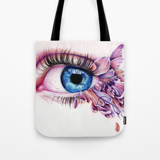 The Soul Would Have No Rainbow If The Eyes Had No Tears Tote Bag