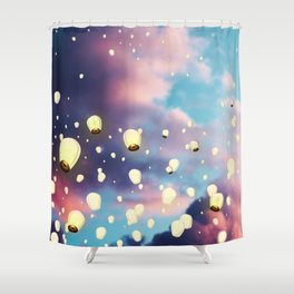 The Soul's Journey Shower Curtain
