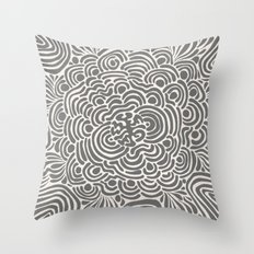 Primitive Pattern Throw Pillow