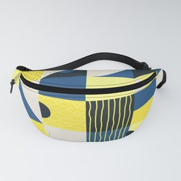Japanese Patterns 12 Fanny Pack