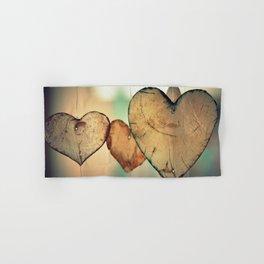 Hearts | Coeurs Hand & Bath Towel