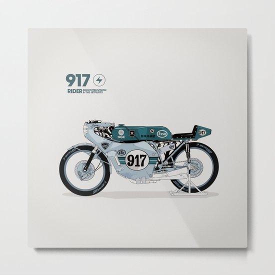 PRINT Nº007 Metal Print