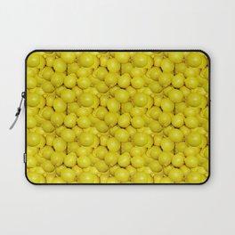 When life gives you lemons, make a pattern Laptop Sleeve